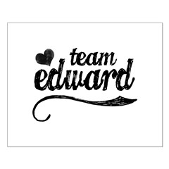 Team Edward Posters