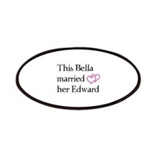 This Bella married her Edward Patches