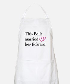 This Bella married her Edward Apron