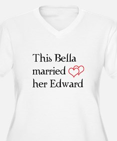 This Bella married her Edward T-Shirt