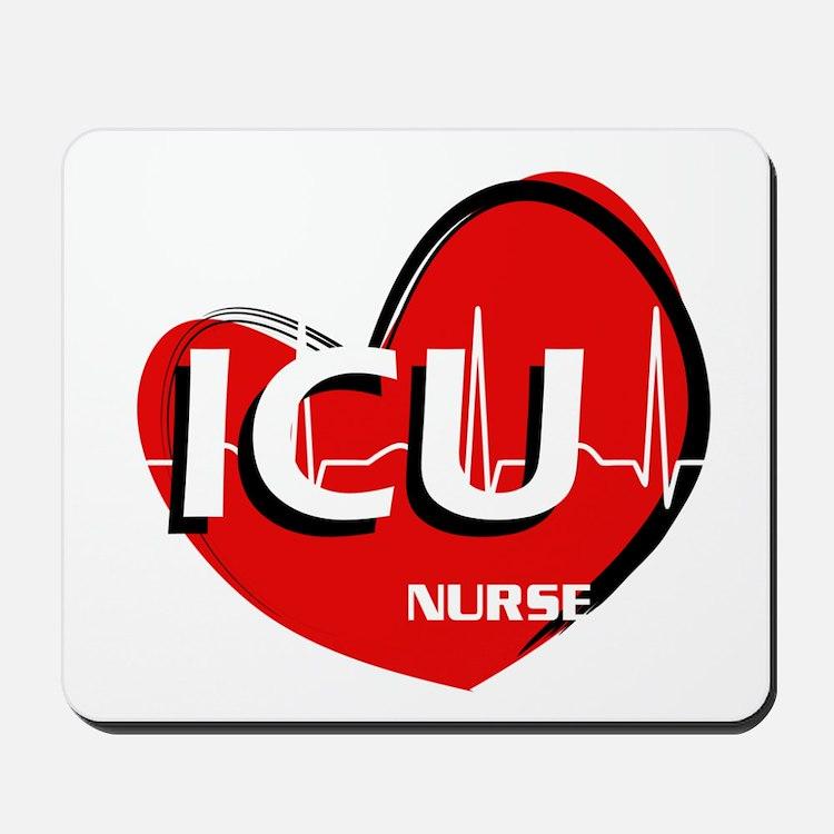 ICU NURSE Mousepad