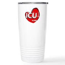 ICU NURSE Travel Mug
