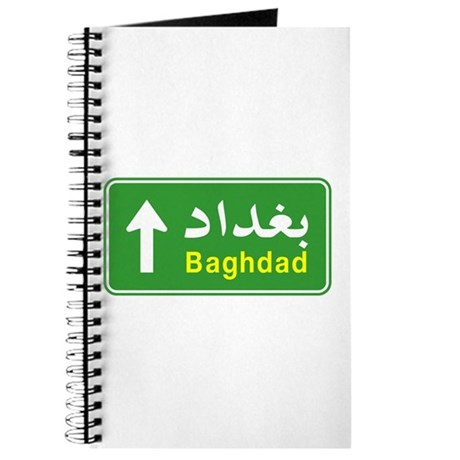 Baghdad Arabic Traffic Sign Journal