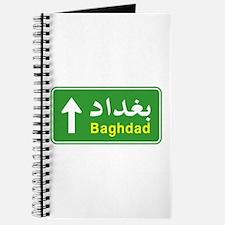 Baghdad Arabic Traffic Sign Journal