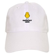 Radiology Chick Baseball Cap