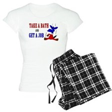 Take a Bath & Get a Job Pajamas