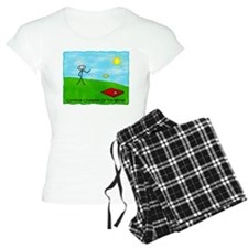 Stick Person<br> CH Champion Pajamas