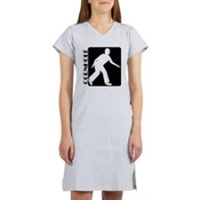 Cornhole All Star 3 Women's Nightshirt