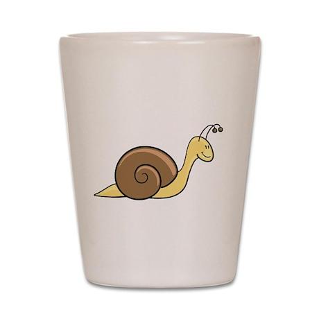 Kids Snail Shot Glass