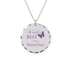 World's Best Principal Necklace