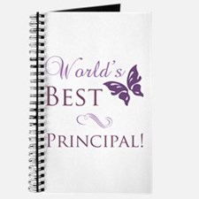 World's Best Principal Journal