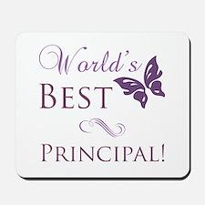 World's Best Principal Mousepad