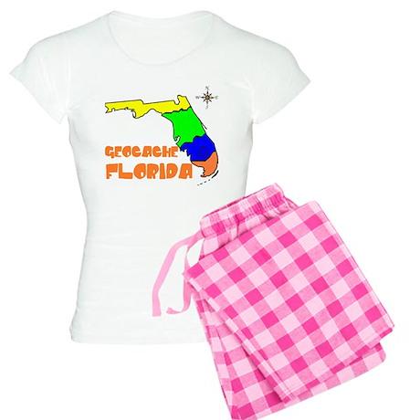 Geocache Florida Women's Light Pajamas