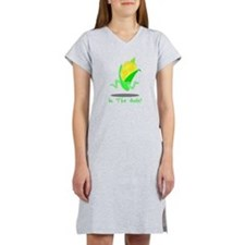 In The Hole! Women's Nightshirt