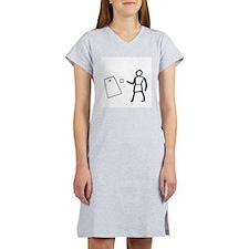 Hieroglyphic Writing Women's Nightshirt