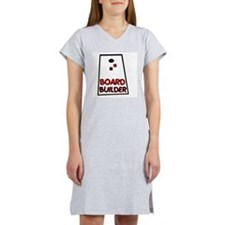 Board Builder Women's Nightshirt