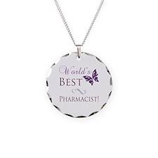World's Best Pharmacist Necklace