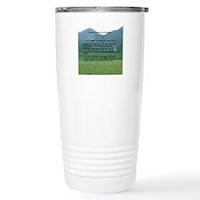 Cherokee Lord's Prayer Travel Mug