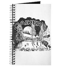 Daikers Logo Journal