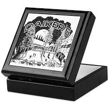 Daikers Logo Keepsake Box
