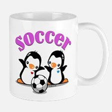 I Like Soccer (3) Mug