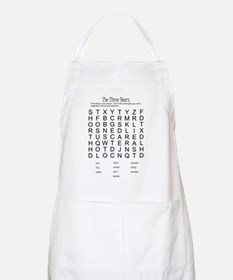 Word Search Apron