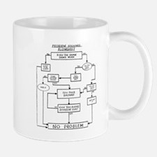 Life Flowchart Mug