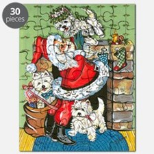 Santa's Little Helpers Puzzle