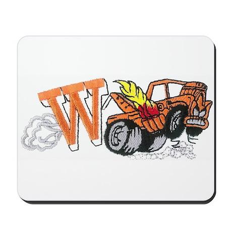 Weatherly Wrecker Mousepad