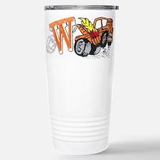 Weatherly Wrecker Stainless Steel Travel Mug