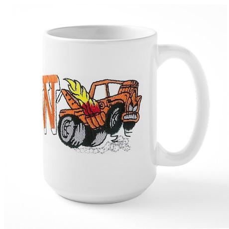 Weatherly Wrecker Large Mug