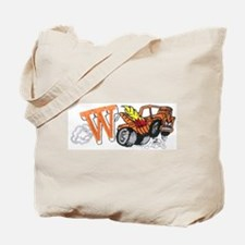 Weatherly Wrecker Tote Bag