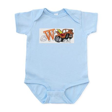 Weatherly Wrecker Infant Bodysuit
