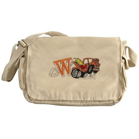 Weatherly Wrecker Messenger Bag