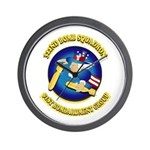 322ND BOMB SQUADRON Wall Clock