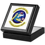 322ND BOMB SQUADRON Keepsake Box