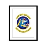 322ND BOMB SQUADRON Framed Panel Print