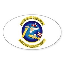 322ND BOMB SQUADRON Decal