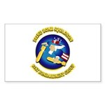 322ND BOMB SQUADRON Sticker (Rectangle 50 pk)