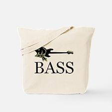 Cool Bass guitar Tote Bag