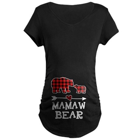 CA(RXR)BORO Women's Plus Size V-Neck Dark T-Shirt