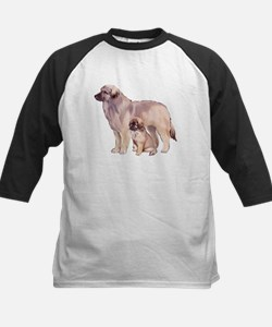 Leonberger mother and puppy Tee