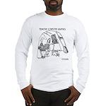 Primitive Computer Graphics Long Sleeve T-Shirt