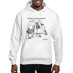 Primitive Computer Graphics Hooded Sweatshirt