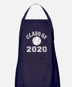 Class Of 2020 Baseball Apron (dark)