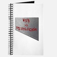 Viva la Revolucion Journal