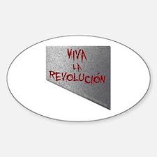 Viva la Revolucion Decal