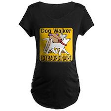 Professional Dog Walker T-Shirt