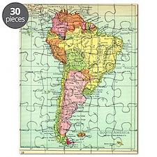 Cute Brazil Puzzle