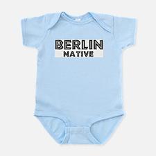 Berlin Native Infant Creeper
